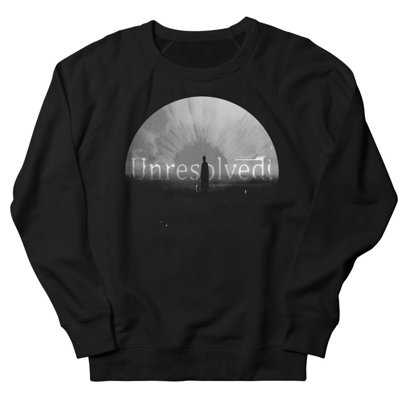 Logo (Rounded) Men's Sweatshirt by Unresolved Shop