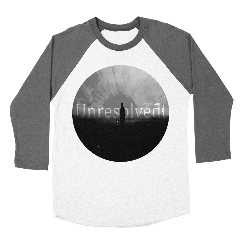Logo (Rounded) Women's Baseball Triblend Longsleeve T-Shirt by Unresolved Shop