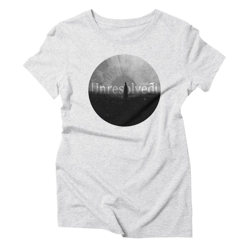 Logo (Rounded) Women's T-Shirt by Unresolved Shop