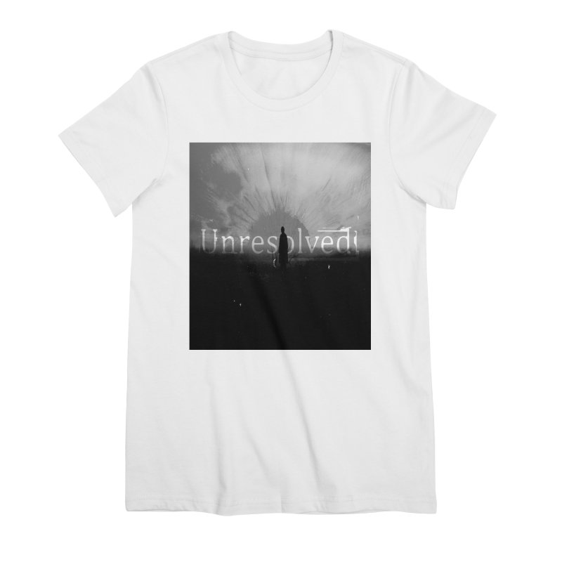 Logo (Squared) Women's Premium T-Shirt by Unresolved Shop