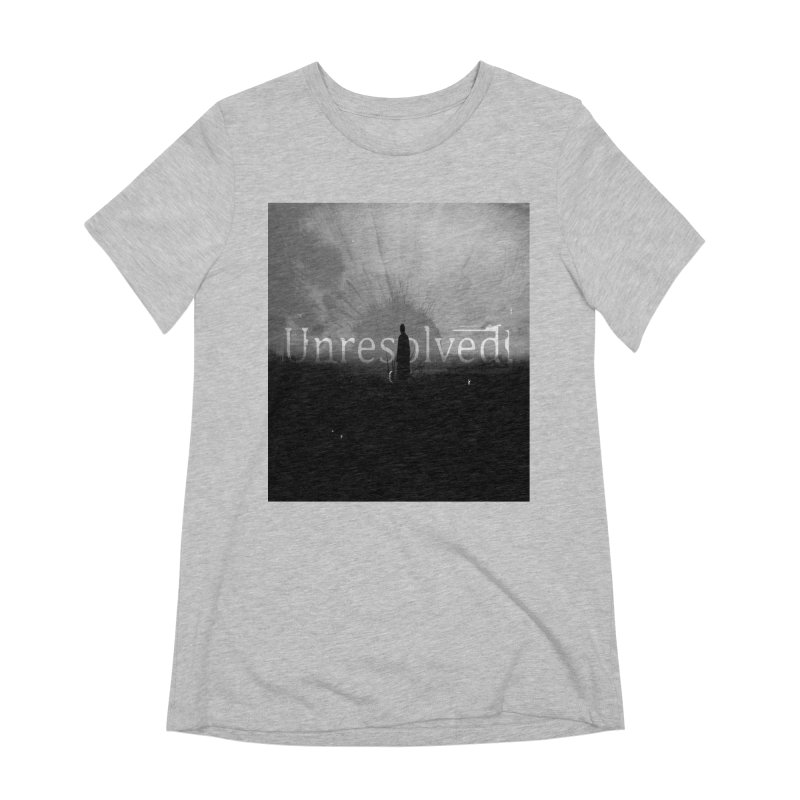 Logo (Squared) Women's Extra Soft T-Shirt by Unresolved Shop