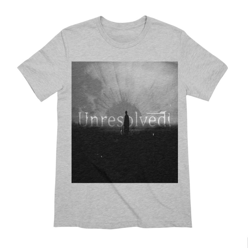Logo (Squared) Men's Extra Soft T-Shirt by Unresolved Shop