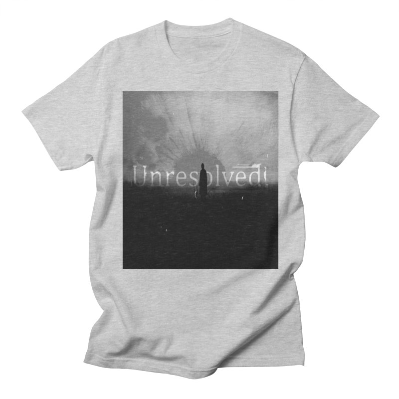 Logo (Squared) Women's Regular Unisex T-Shirt by Unresolved Shop