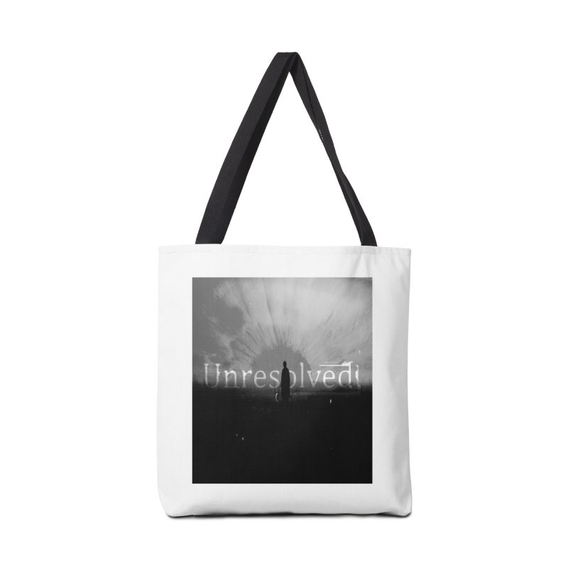 Logo (Squared) Accessories Tote Bag Bag by Unresolved Shop