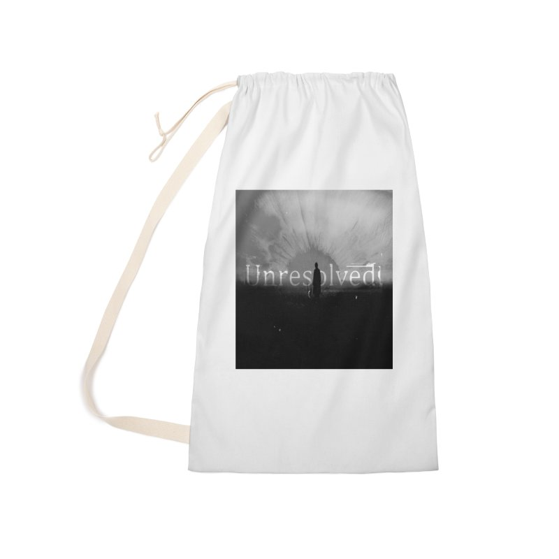 Logo (Squared) Accessories Laundry Bag Bag by Unresolved Shop