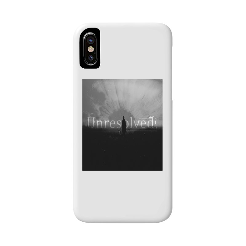 Logo (Squared) Accessories Phone Case by Unresolved Shop