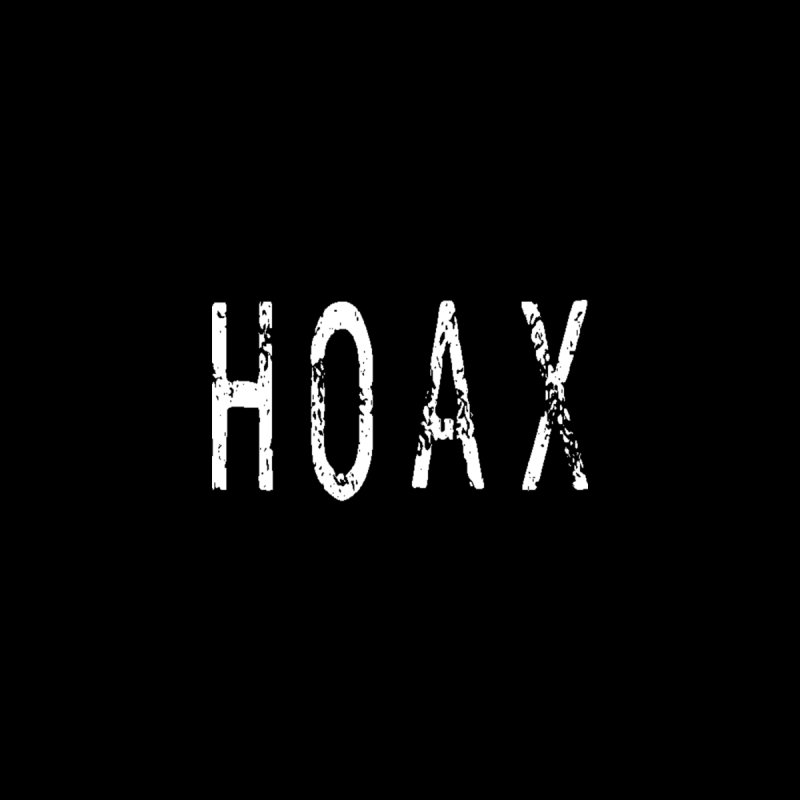 Hoax Men's Longsleeve T-Shirt by Unresolved Shop