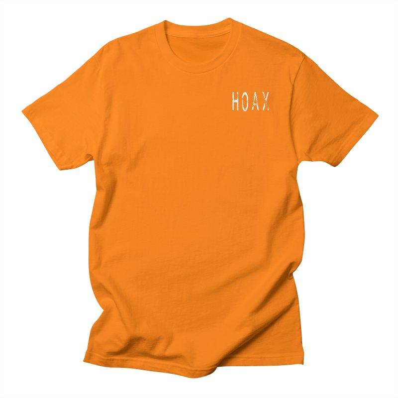 Hoax Men's Regular T-Shirt by Unresolved Shop