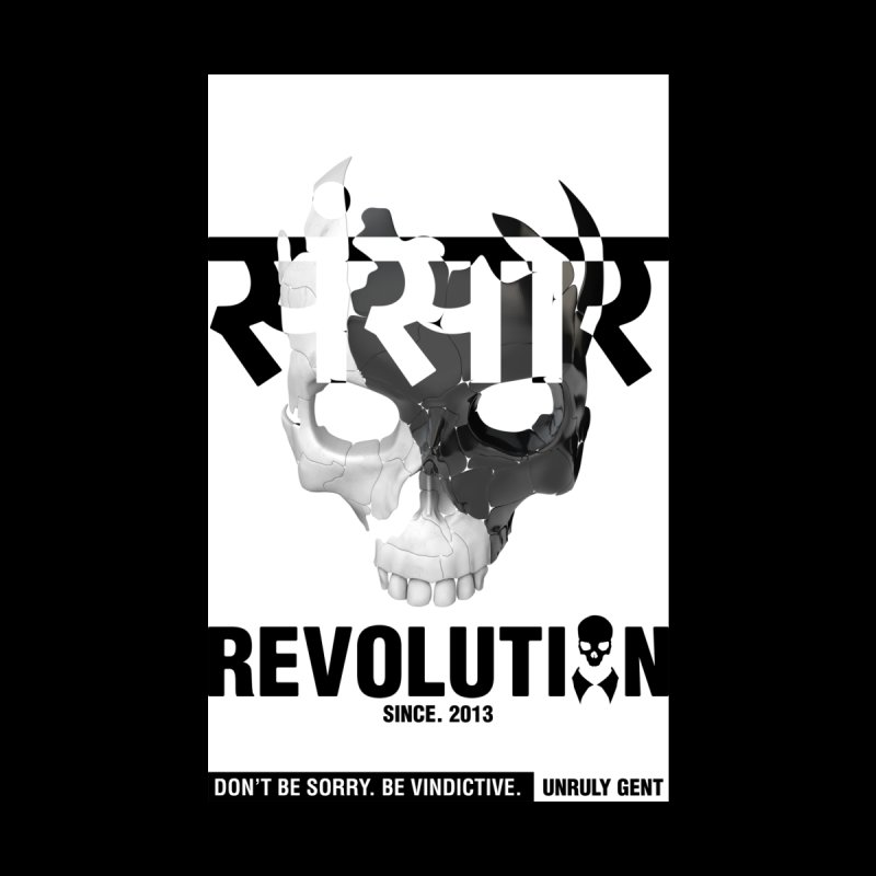 WORLD REVOLUTION (onBLACK) by unrulygent's Artist Shop