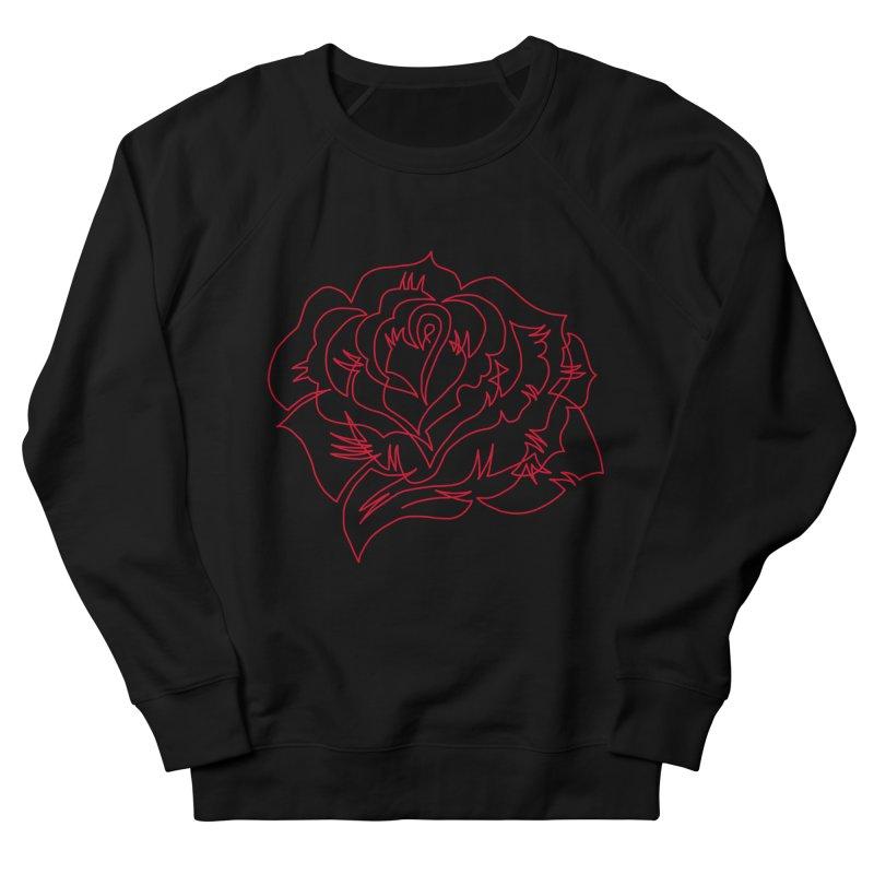 Rose Women's Sweatshirt by asingleline