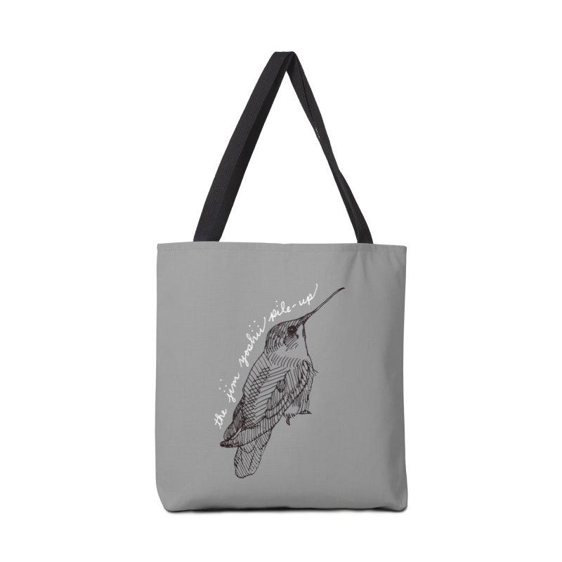 JYPU Hummingbird Accessories Bag by Unspeakable Records' Artist Shop