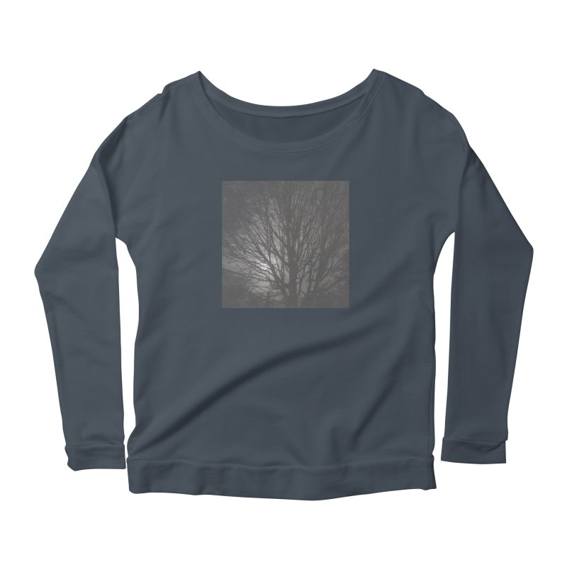 The Unreachable Distance Women's Scoop Neck Longsleeve T-Shirt by Unspeakable Records' Artist Shop