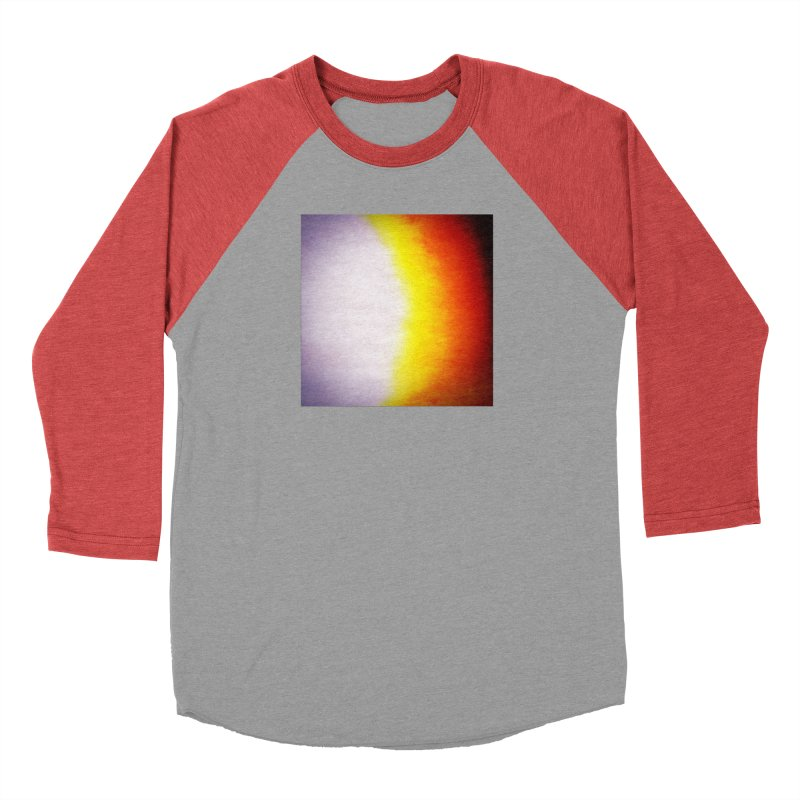 Notify Your Friends: Everything Ends Women's Baseball Triblend Longsleeve T-Shirt by Unspeakable Records' Artist Shop