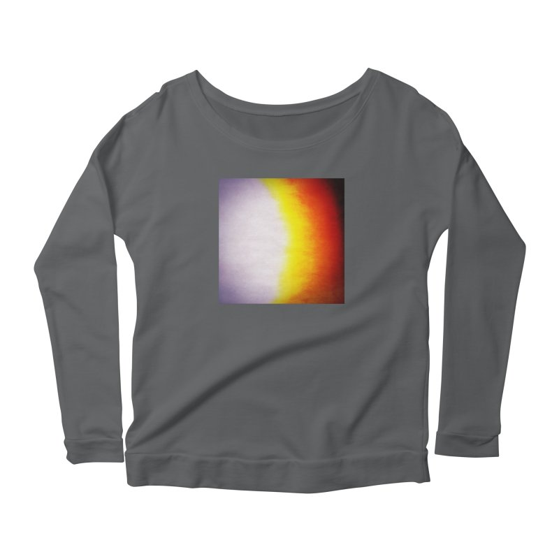 Notify Your Friends: Everything Ends Women's Scoop Neck Longsleeve T-Shirt by Unspeakable Records' Artist Shop