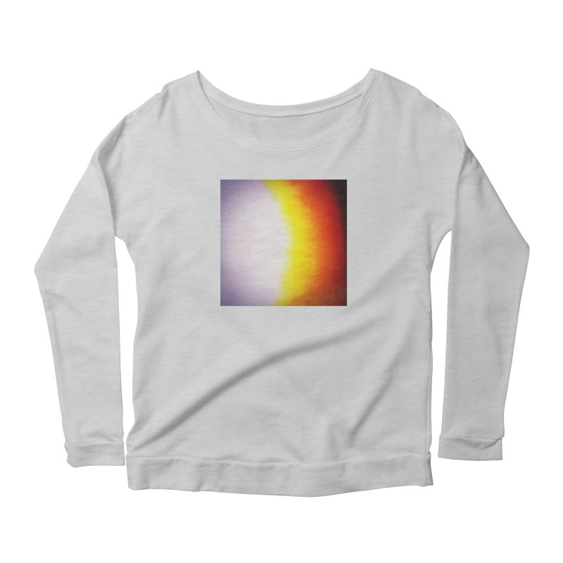 Notify Your Friends: Everything Ends Women's Longsleeve Scoopneck  by Unspeakable Records' Artist Shop