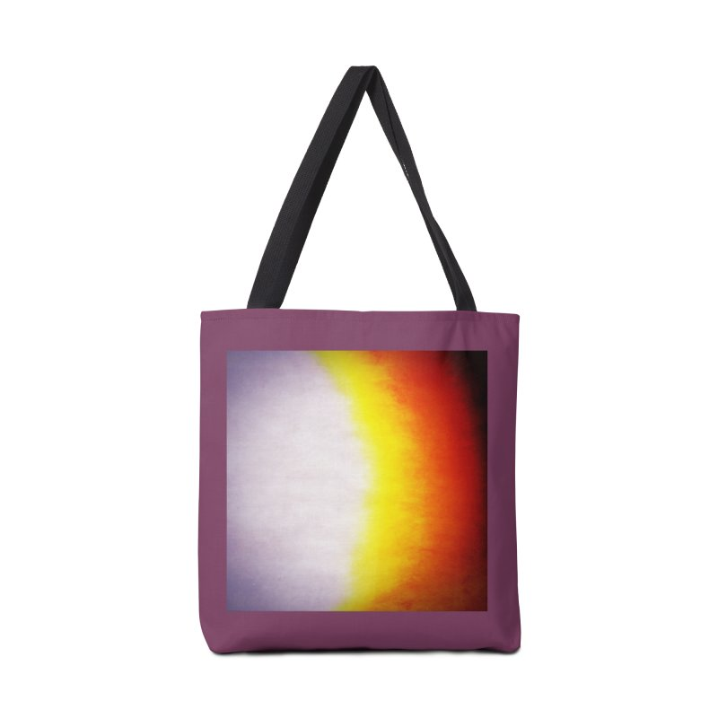Notify Your Friends: Everything Ends Accessories Tote Bag Bag by Unspeakable Records' Artist Shop
