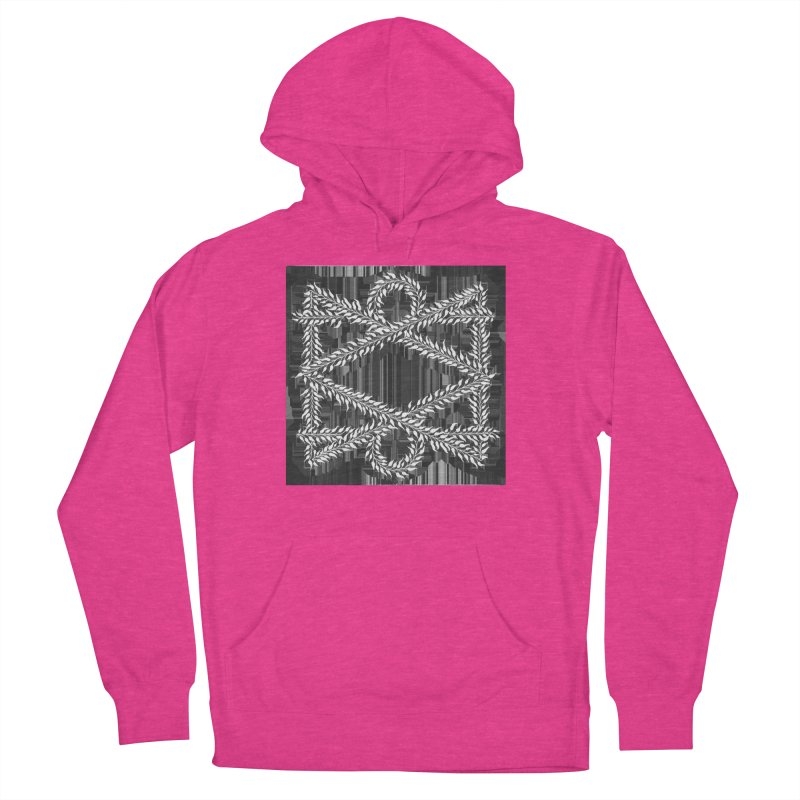 Bright Alert Men's Pullover Hoody by Unspeakable Records' Artist Shop