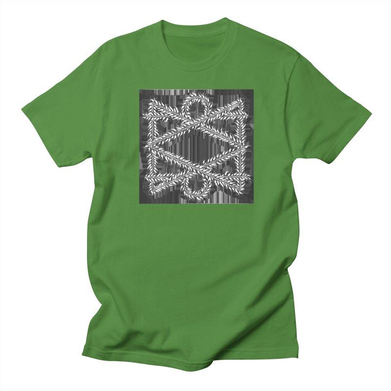 Bright Alert Men's T-shirt by Unspeakable Records' Artist Shop