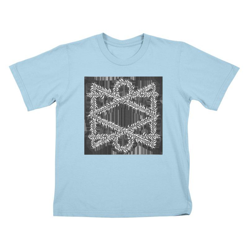 Bright Alert Kids T-Shirt by Unspeakable Records' Artist Shop