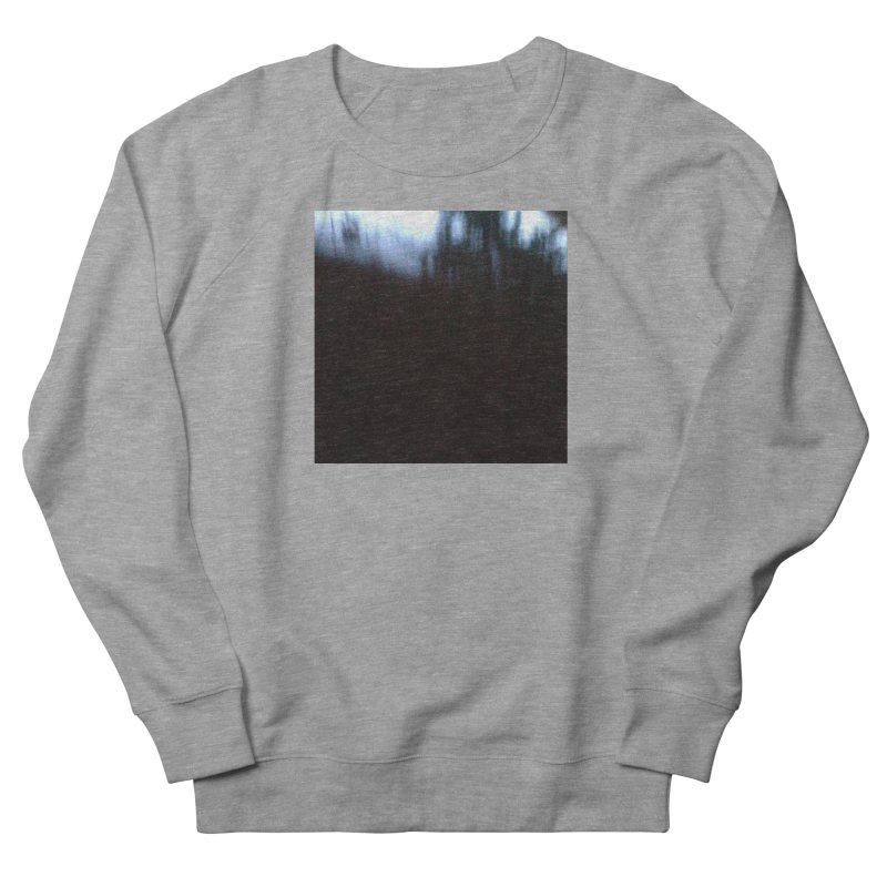 Slow Fire Women's French Terry Sweatshirt by Unspeakable Records' Artist Shop