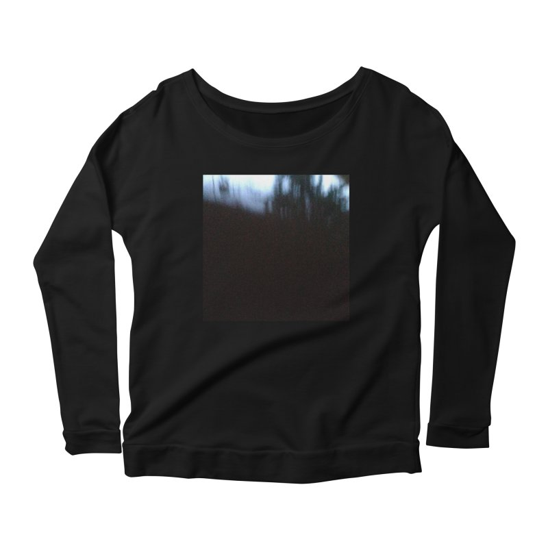 Slow Fire Women's Scoop Neck Longsleeve T-Shirt by Unspeakable Records' Artist Shop