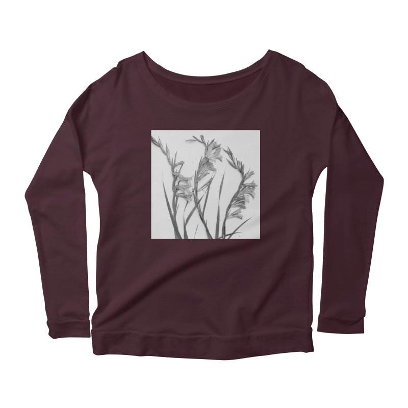 Orchard Women's Scoop Neck Longsleeve T-Shirt by Unspeakable Records' Artist Shop