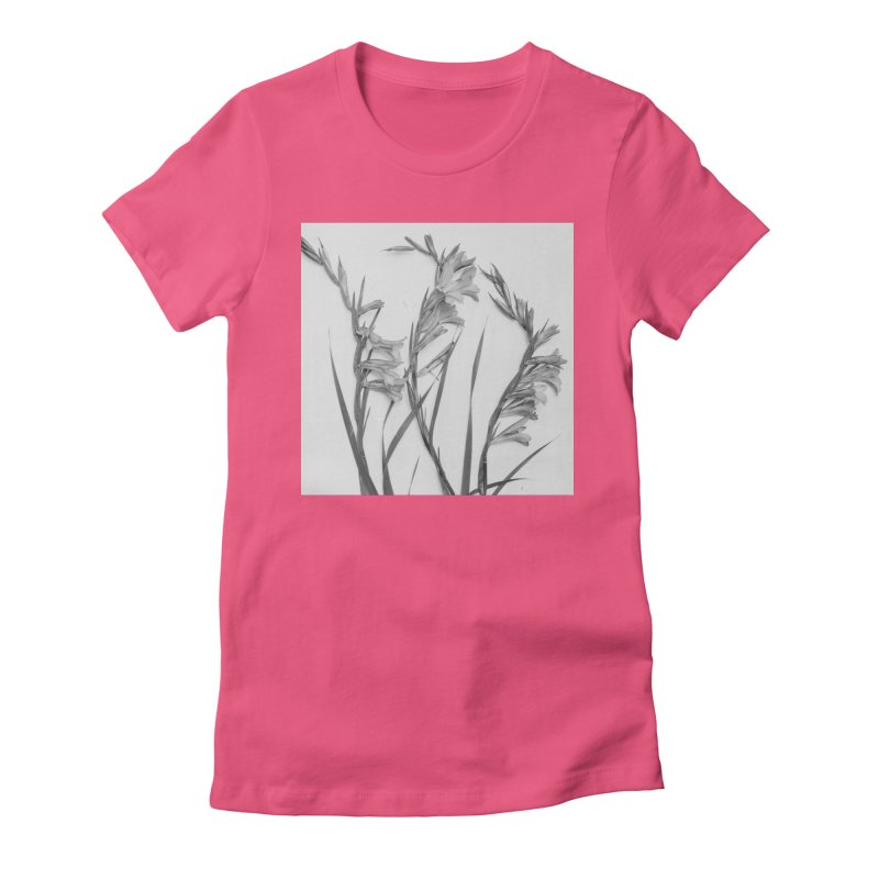Orchard Women's Fitted T-Shirt by Unspeakable Records' Artist Shop