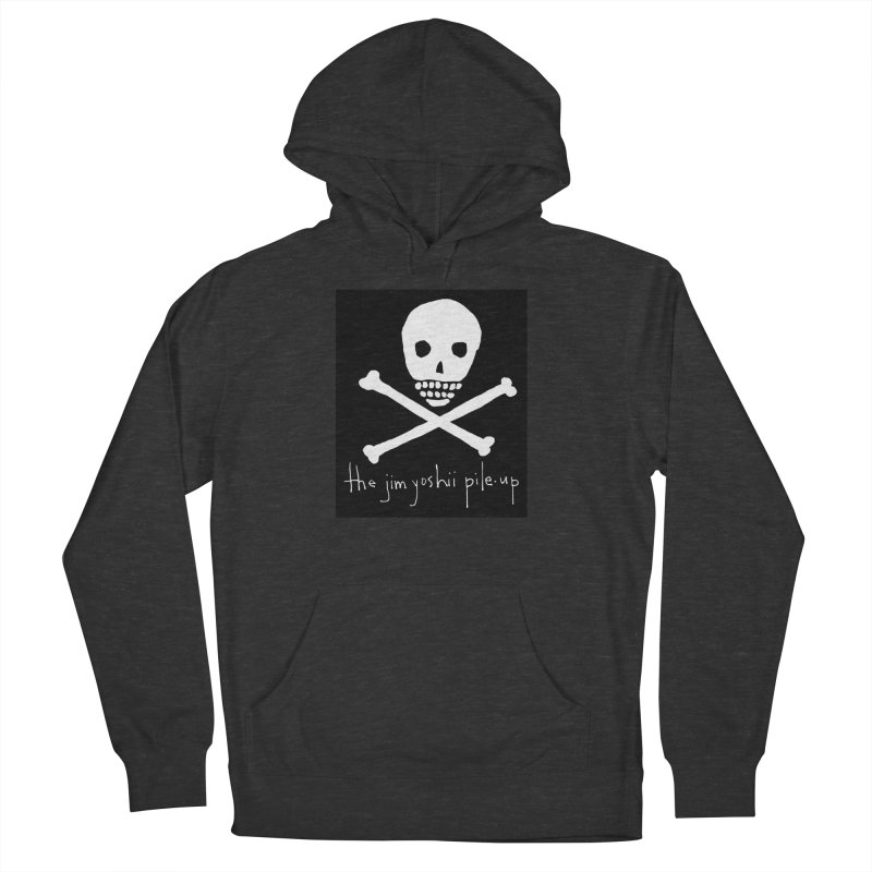 JYPU classic skull Men's Pullover Hoody by Unspeakable Records' Artist Shop