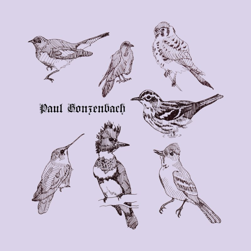 Bird Menagerie by Unspeakable Records' Artist Shop