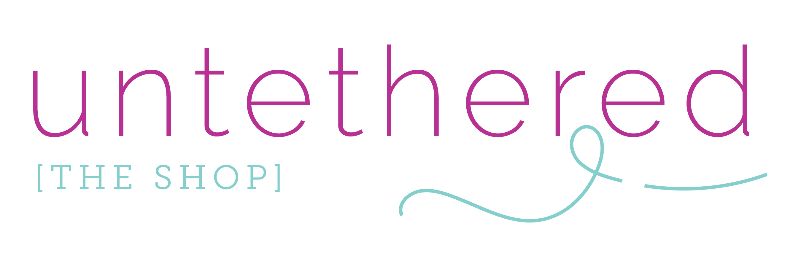 Untethered Design | The Shop Logo