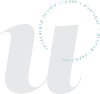 Untethered Design | The Shop Logo