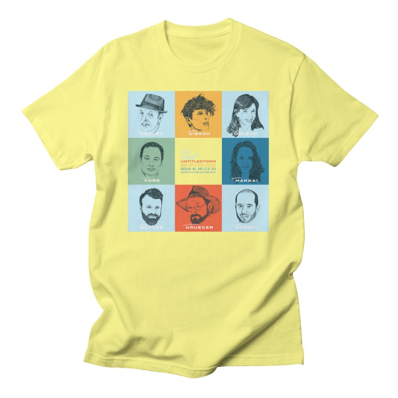 The UntitledTown Bunch 2019 Men's T-Shirt by UntitledTown Store