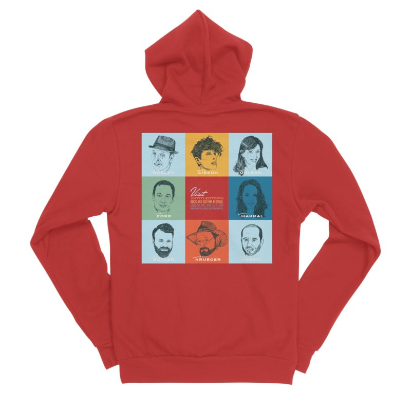 The UntitledTown Bunch 2019 Men's Sponge Fleece Zip-Up Hoody by UntitledTown Store