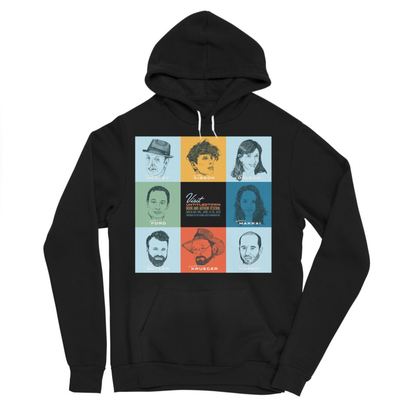 The UntitledTown Bunch 2019 Women's Sponge Fleece Pullover Hoody by UntitledTown Store