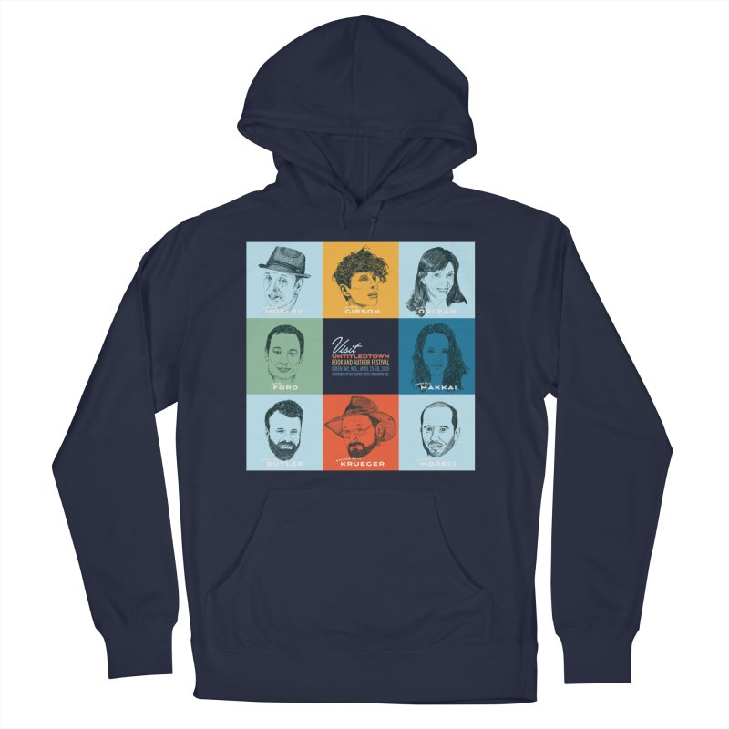 The UntitledTown Bunch 2019 Women's French Terry Pullover Hoody by UntitledTown Store