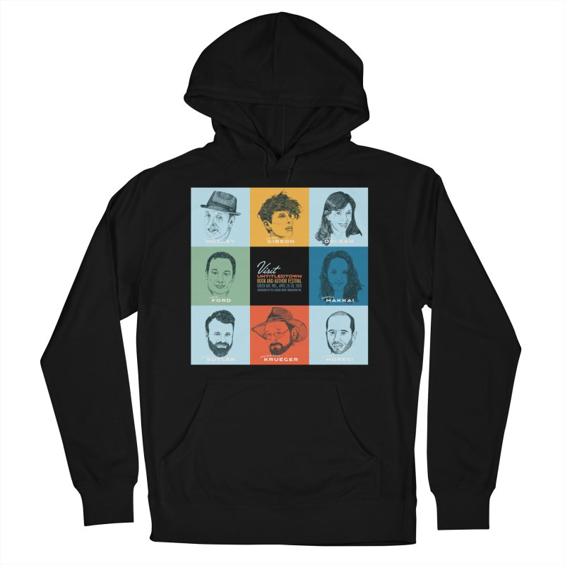 The UntitledTown Bunch 2019 Men's French Terry Pullover Hoody by UntitledTown Store