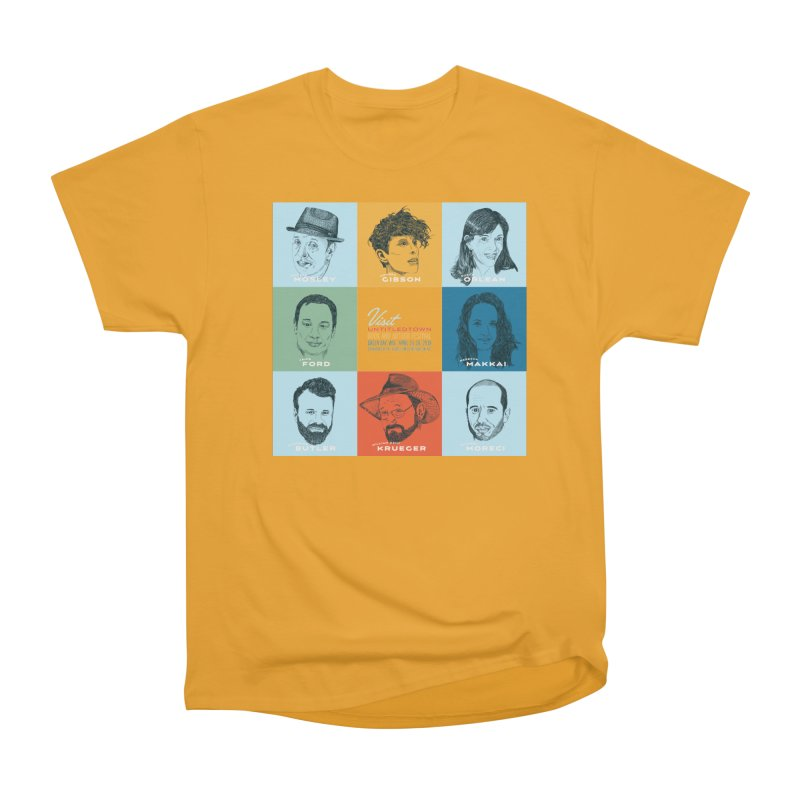 The UntitledTown Bunch 2019 Women's Heavyweight Unisex T-Shirt by UntitledTown Store
