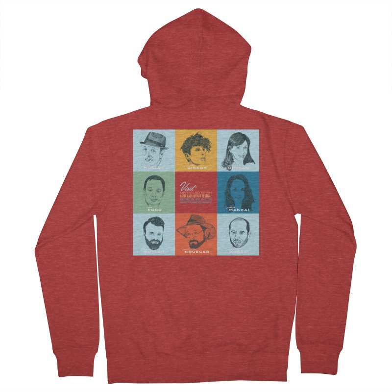 The UntitledTown Bunch 2019 Women's French Terry Zip-Up Hoody by UntitledTown Store