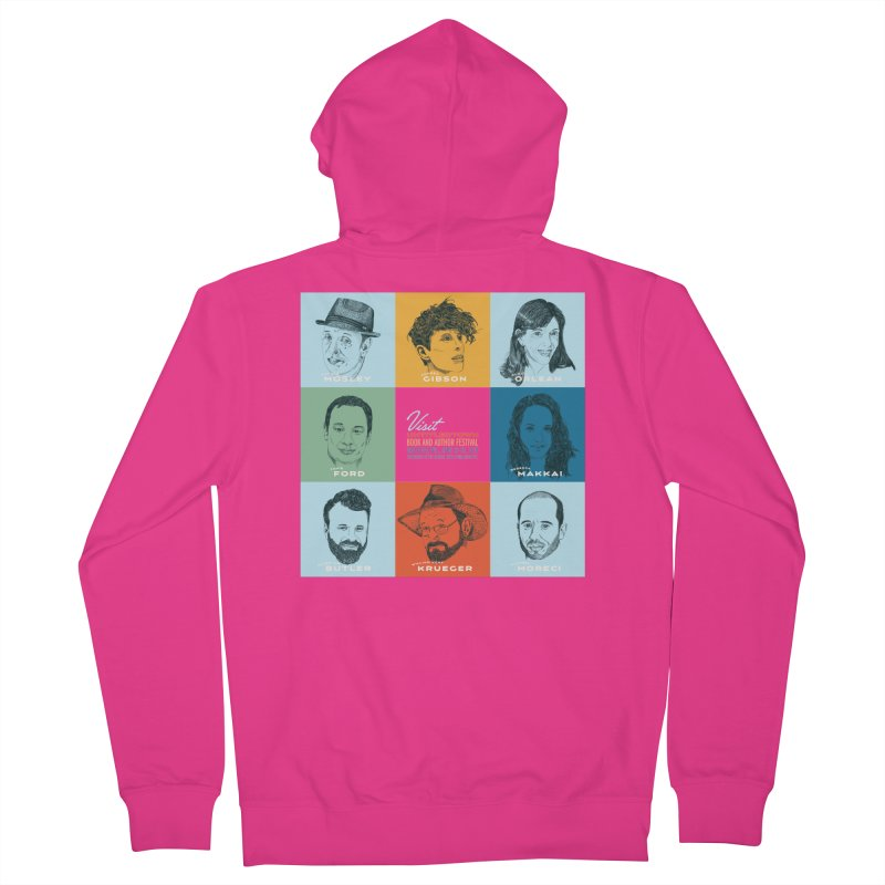 The UntitledTown Bunch 2019 Men's French Terry Zip-Up Hoody by UntitledTown Store