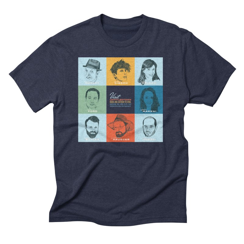 The UntitledTown Bunch 2019 Men's Triblend T-Shirt by UntitledTown Store