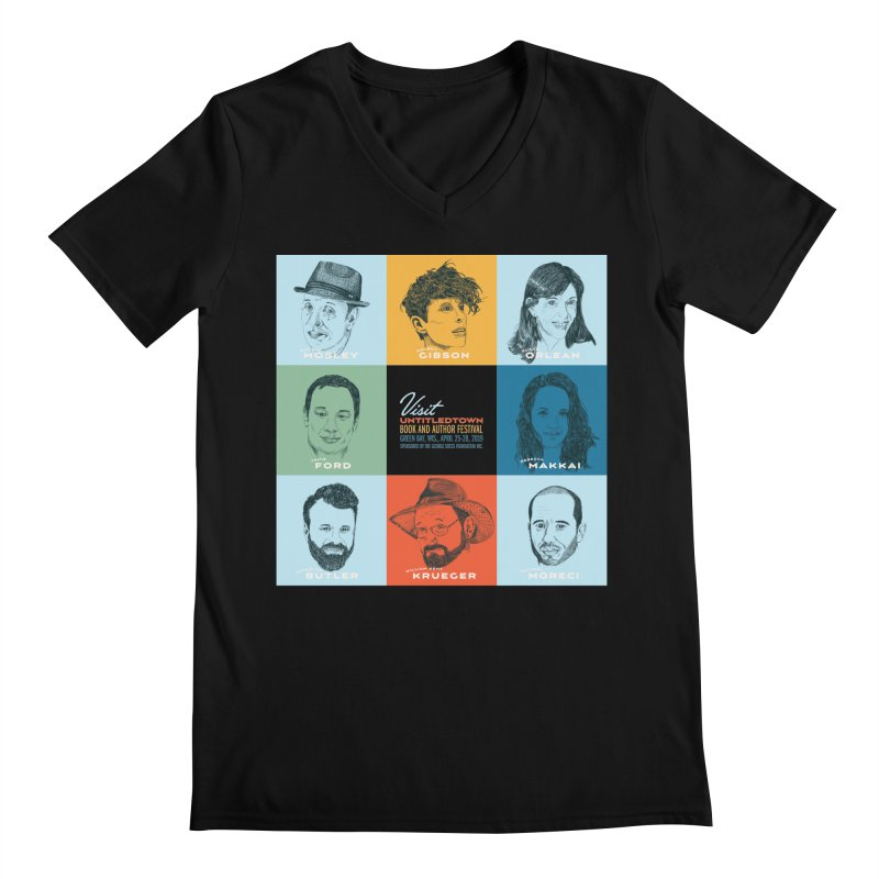 The UntitledTown Bunch 2019 Men's Regular V-Neck by UntitledTown Store
