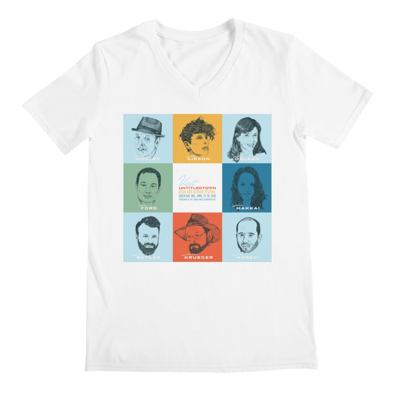 The UntitledTown Bunch 2019 Men's V-Neck by UntitledTown Store