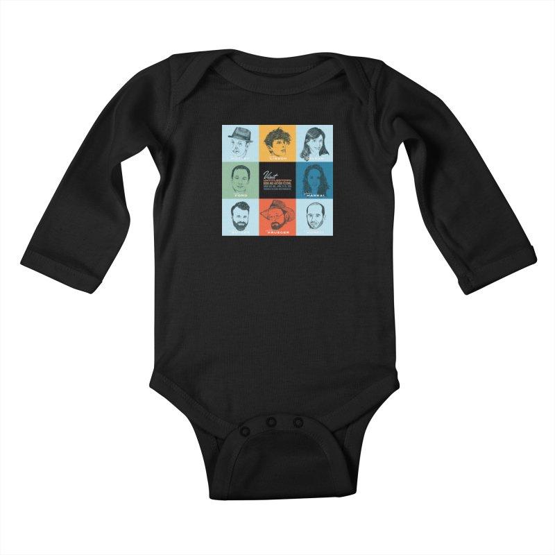 The UntitledTown Bunch 2019 Kids Baby Longsleeve Bodysuit by UntitledTown Store