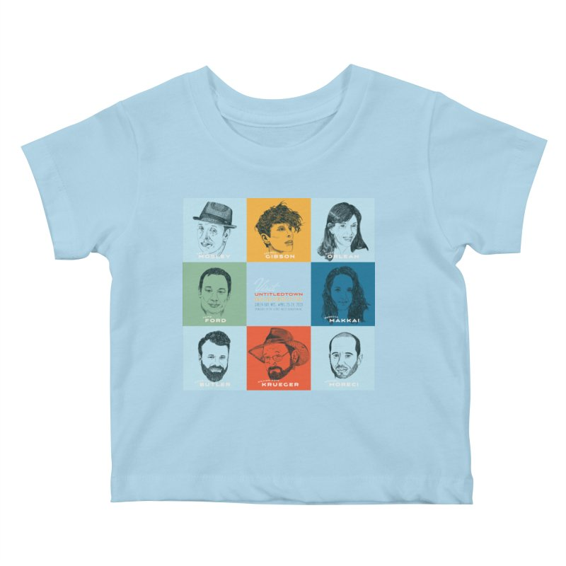 The UntitledTown Bunch 2019 Kids Baby T-Shirt by UntitledTown Store
