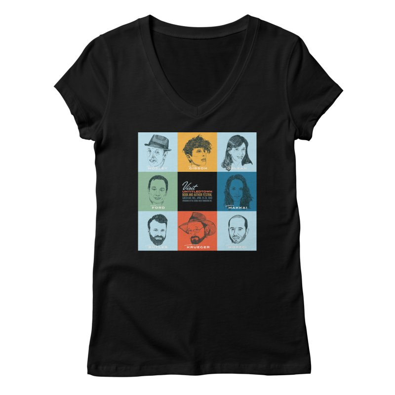 The UntitledTown Bunch 2019 Women's V-Neck by UntitledTown Store
