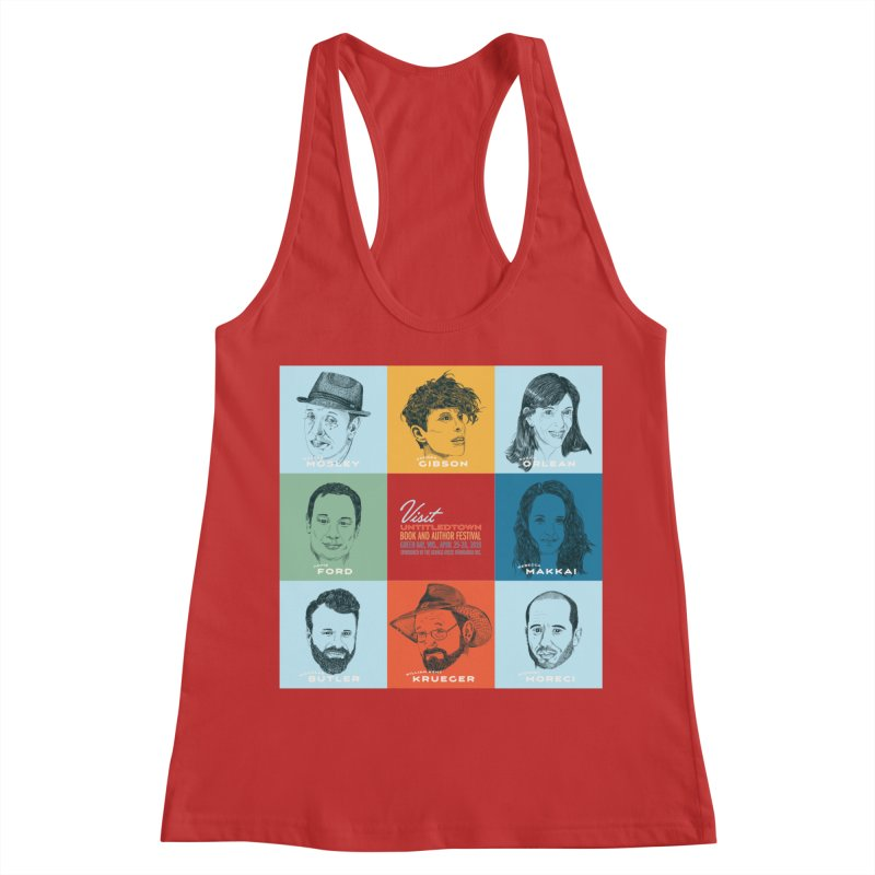The UntitledTown Bunch 2019 Women's Racerback Tank by UntitledTown Store