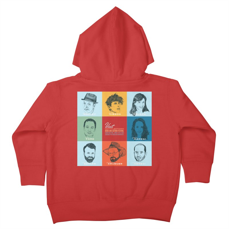 The UntitledTown Bunch 2019 Kids Toddler Zip-Up Hoody by UntitledTown Store