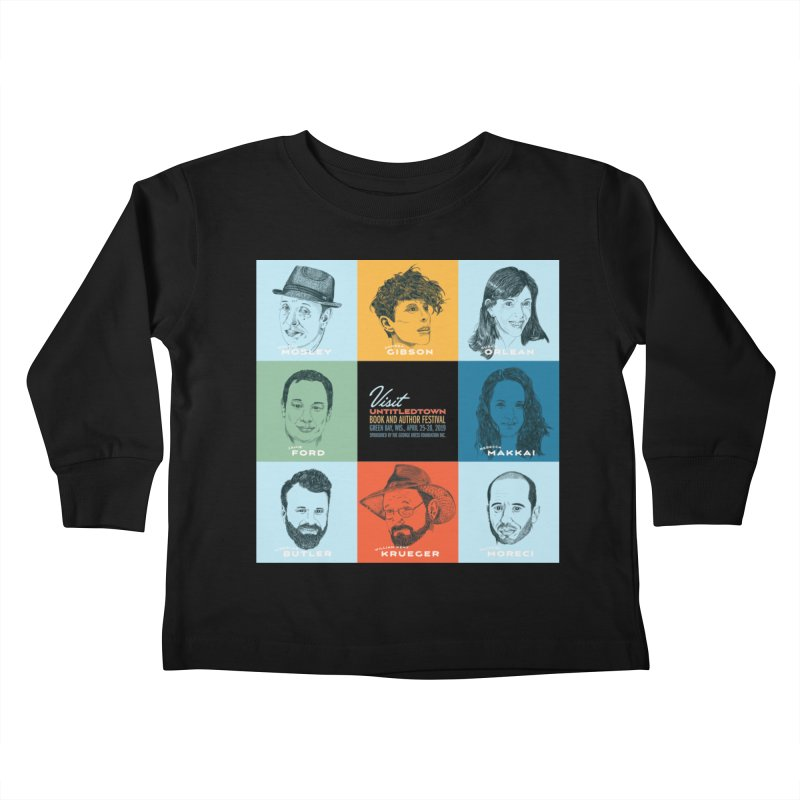The UntitledTown Bunch 2019 Kids Toddler Longsleeve T-Shirt by UntitledTown Store