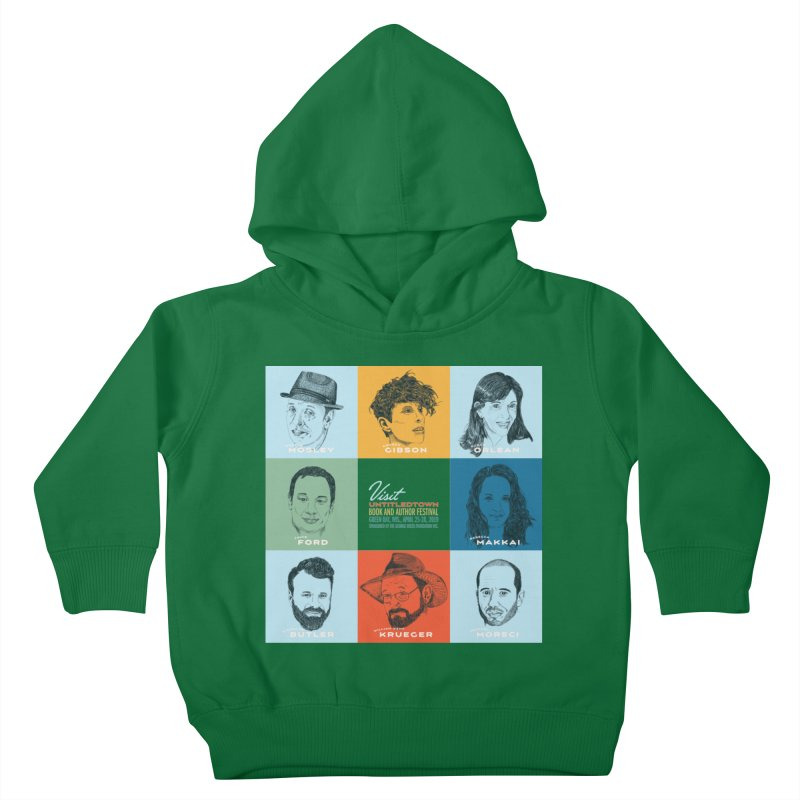The UntitledTown Bunch 2019 Kids Toddler Pullover Hoody by UntitledTown Store
