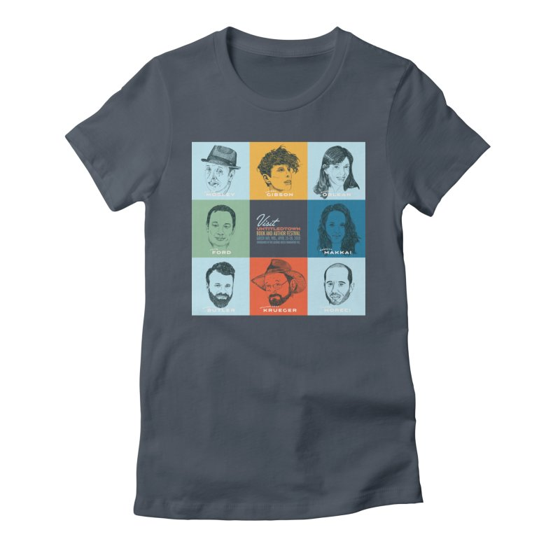 The UntitledTown Bunch 2019 Women's Fitted T-Shirt by UntitledTown Store